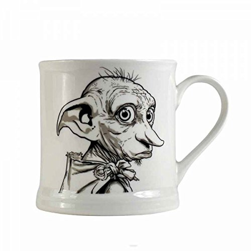 Taza Vintage Dobby Harry Potter