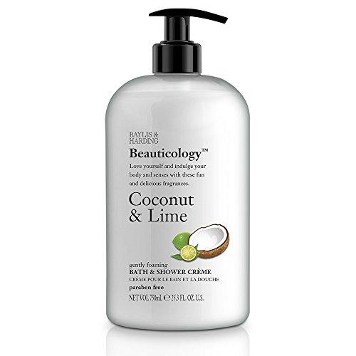 Baylis & Harding PLC Beauticology Coconut & Lime Crema bagno / doccia da 500 ml