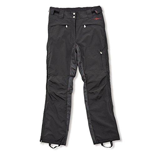 Covalliero Kerbl Thermo Überzugshose Softshell Alaska Kinder Erwachsene schwarz Vollbesatz (XL)