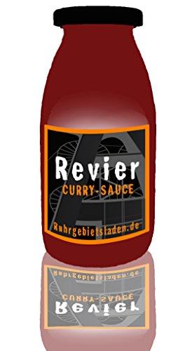 """Revier Currysauce - in der kleinen """"Milchflasche"""""""