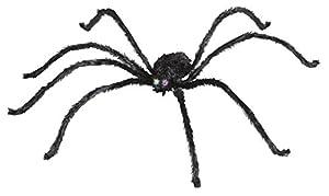 WIDMANN Araña gigante con ojos luminosos que cambian de color Halloween