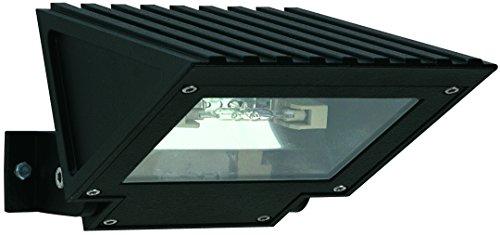 Albert 662411 außenwand Spot, aluminium, Integrated, noir