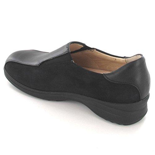 Finn comfort 2225–900119 girona, noir, noir Schwarz