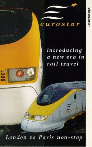 Preisvergleich Produktbild Eurostar-Introducing A New Era In Rail Travel [VHS] [UK Import]