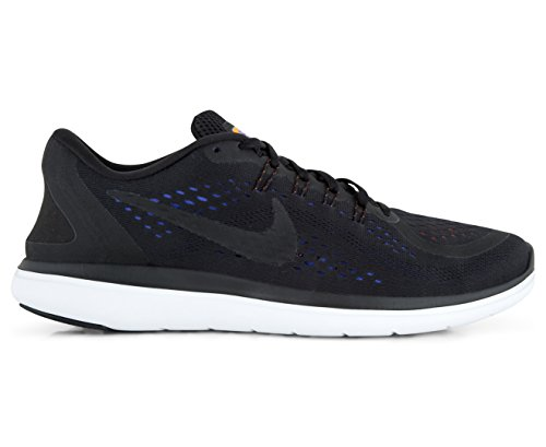 Nike Men's Flex 2017 Rn Black Running Shoes (11 UK/INDIA)