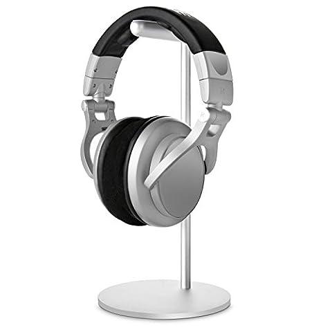 Jelly Comb Support Aluminium pour Casque Audio Bluetooth Sans Fil
