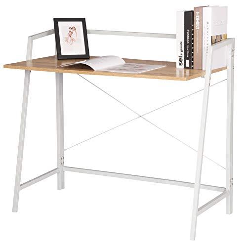 WOLTU Escritorio Oficina Mesa PC Mesa Trabajo Madera