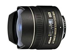 Nikon AF G DX 10,5/2,8 FISHEYE Objektiv