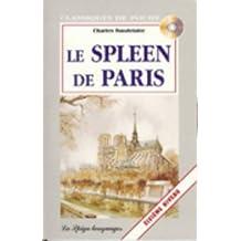 Le Spleen De Paris - Book & CD