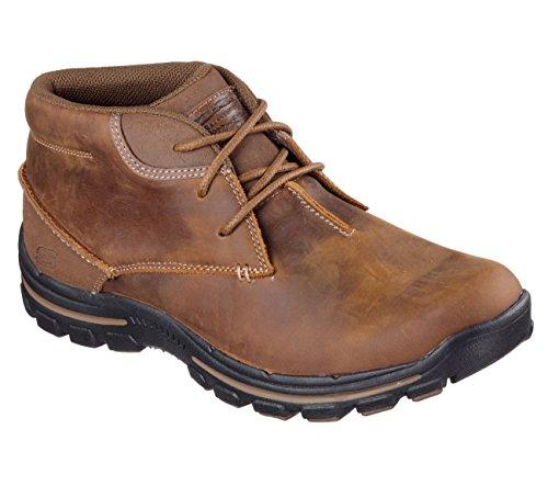 Skechers Braver-Horatio, Chaussures de Sport Homme
