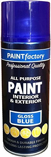 400ml-all-purpose-blue-gloss-1743pr-spray-can-household-car-van-bike-aerosol-paint-2-pack