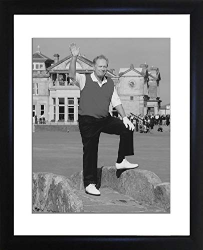 Bild Favourites Jack Nicklaus # 2gerahmtes Foto