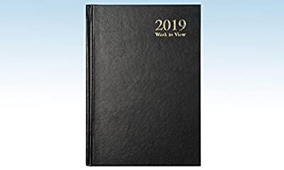 2019 Diary, A5 Week to View Hardback Cover : everything £5 (or less!)