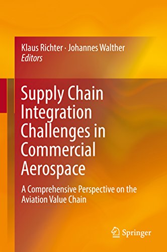 Supply Chain Integration Challenges in Commercial Aerospace: A Comprehensive Perspective on the Aviation Value Chain (English Edition)