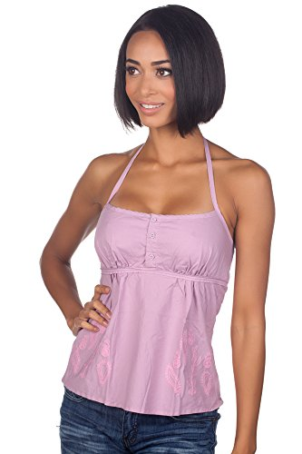 hering-junior-womens-cotton-halter-top-style-h7cf-m-purple