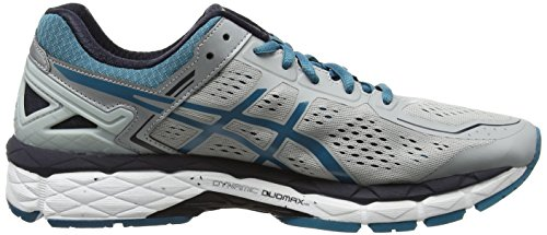 ASICS Gel-kayano 22 - Scarpe Running Uomo Grigio (silver Grey/ocean Depths/sky Captain 9661)