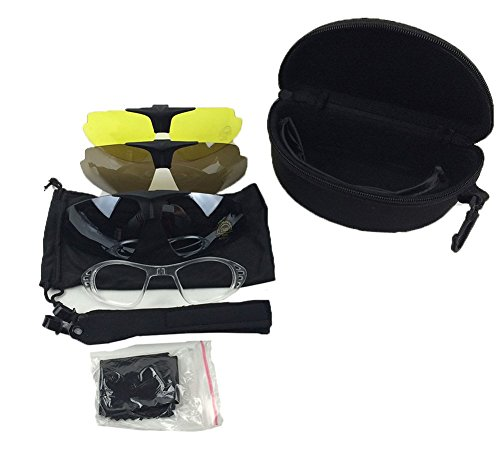 SaySure - Hunting Tactical UV400 Goggles Sunglasses Mountaineering