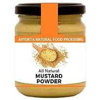 Avyukta Mustard Powder(Yellow Mustard), 500 Gram