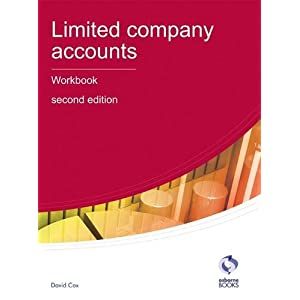 Limited Company Accounts Workbook (AAT Accounting - Level 4 Diploma in Accounting) (Paperback)