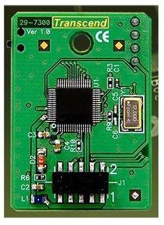 Transcend 2 Gb Usb (Transcend 2GB 4-Pin Flash-Speichermodul USB 2.0 horizontal)