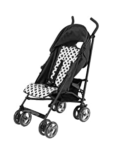 Babyway Caspian Pushchair (Black)