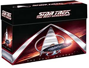 Star Trek: The Next Generation - Die komplette Serie [49 DVDs] EU-Import mit Deutscher Tonspur!
