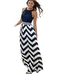 51dea0521cb Amazon.fr   Manadlian - Robes   Femme   Vêtements