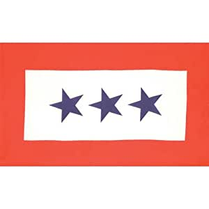 3. Blue Stars Flag (3 'X 5')