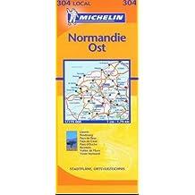 Carte routière : Eure - Seine-Maritime, N° 11304