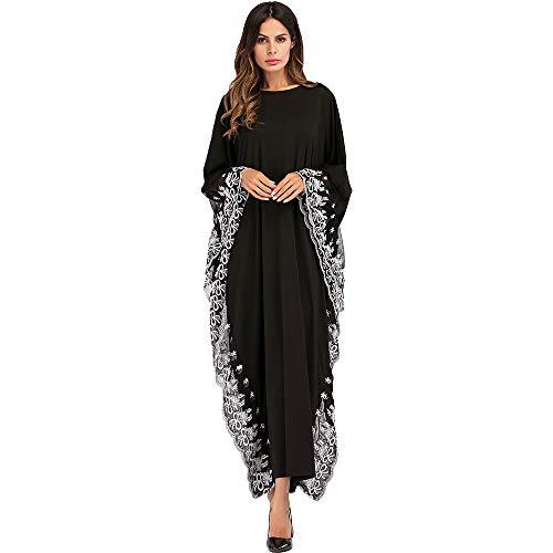 Kleid Beiläufig Lose, Islamisch Kleidung Abend Party Kleider Kleider Arabisch Roben ()