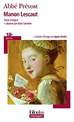 Manon Lescaut (Folio Plus Classique)