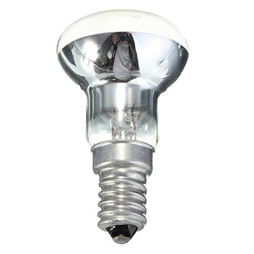 Edison Bulb E14 Light Holder R39 Reflektor Glühbirne Lava-Lampe Glühlampen-Glühlampe -