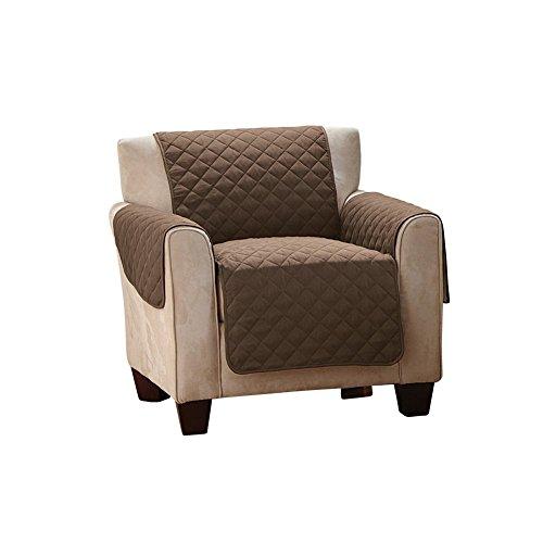 Couch coat funda cubre sillón , 170x155cm, reversible, protector, cubre sillón orejero, sofá tamaño 1 plaza, butaca, protege sillón relax, lavable