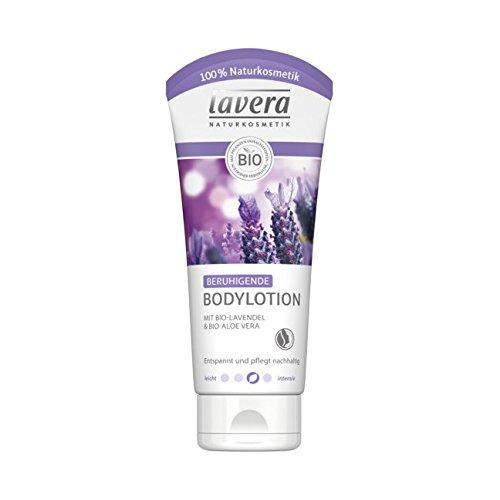 Lavera Beruhigende Bodylotion Bio-Lavendel und Bio-Aloe Vera, 200ml