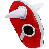 NON MagiDeal Máscara de Caballo Capucha Funda de Orejas Accesorios Deportivo Acuático Actividades Aire Libre