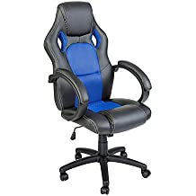regalosMiguel Sillas Gamer Pro. Sillas Gaming baratas Alta Calidad. Sillas Gamer Azul