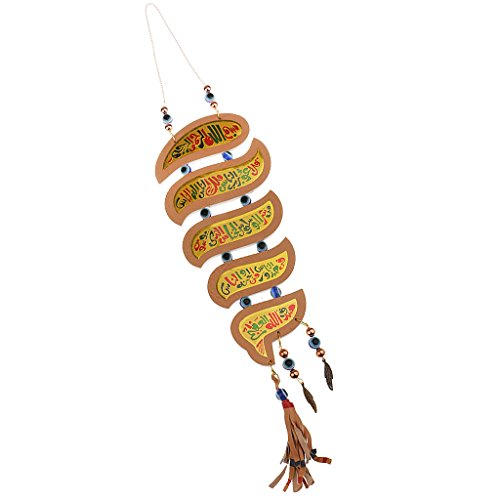 Baoblaze Islamische hängende Dekoration Ornament Zubehör für Zimmer Restaurant