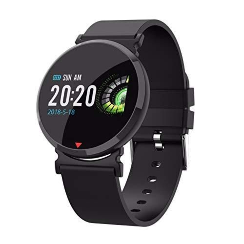 LRWEY Fitness Smart Watch, E28 Blutdruck Blutsauerstoffsättigung Pulsmesser Sport Smart Armband Uhr, Für Android iOS