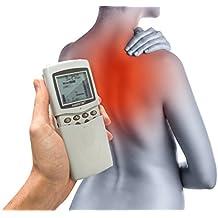 Natures Gate TENS IntelliSTIM BE-28T - Elettrostimolatore TENS per terapia del dolore, alta frequenza, 11 impostazioni predefinite