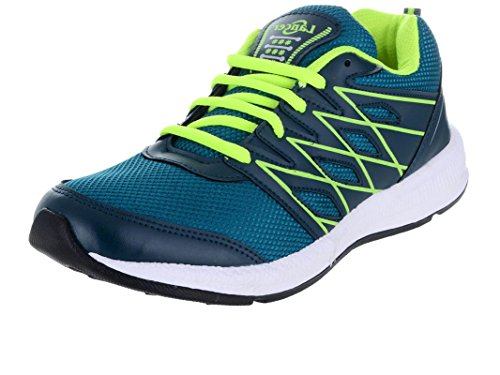 Lancer Men's Green Running Shoes-8 (HYDRA-46-Green-8)