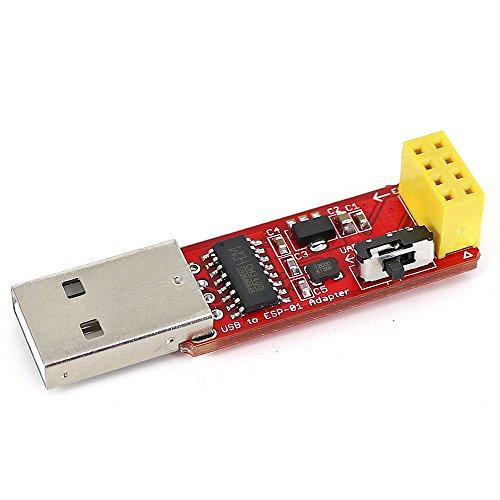 266 ESP-01 Seriell Wi-Fi Adapter Modul CH340G Treiber (Relais-treiber)