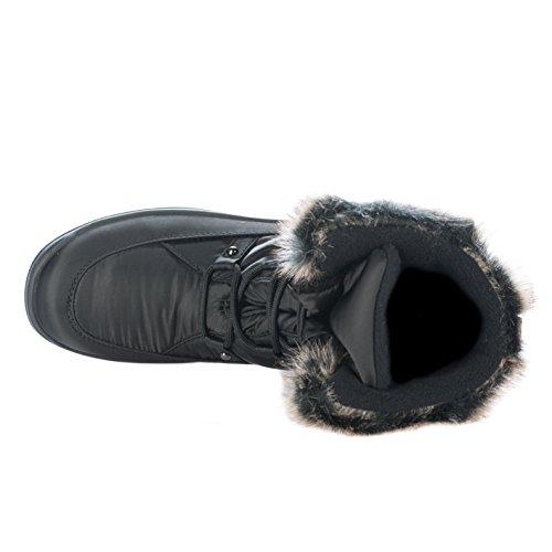 Après ski femme - CYPRES - Noir - 4630 - Millim Noir