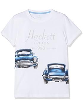 Hackett London Car Sktch tee y, Camiseta para Niños