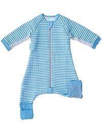 The Gro Company Blue Stripe Groromper Toddler Bedding, 12-24 Months