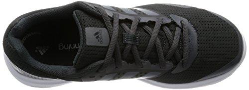adidas Performance Duramo 7, Running Homme Noir - Schwarz (Dgh Solid Grey/Core Black/Granite)