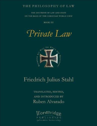 Private Law (English Edition)