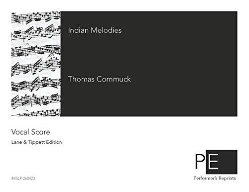 Indian Melodies por Thomas Commuck