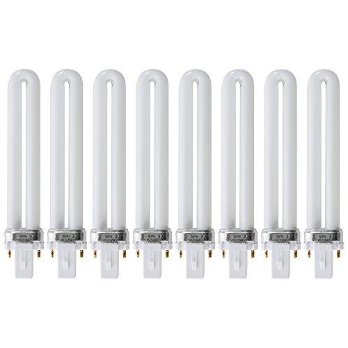 UV Lichthärtungsgerät inkl. 8 UV Röhren, Feilen und Buffer - 3