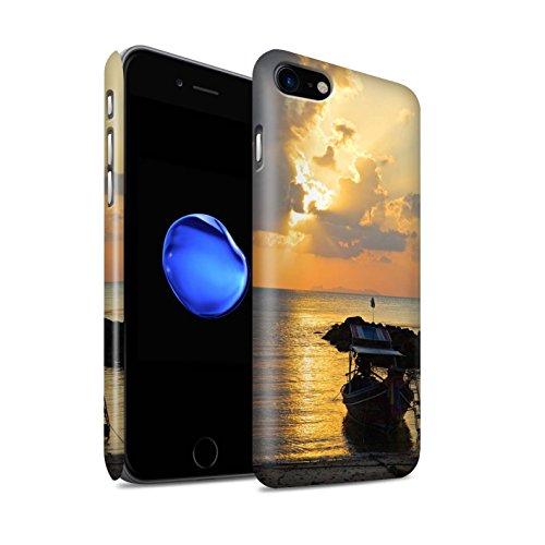 STUFF4 Matte Snap-On Hülle / Case für Apple iPhone 8 / Feuerwerk Muster / Thailand Landschaft Kollektion Sonnenstrahlen
