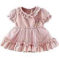 Luckycat Vestido de niña, Vestido de Princesa Vestido de Fiesta de cumpleaños de la Boda